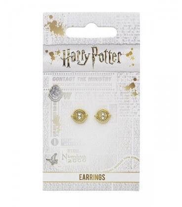 Clous d'oreilles - Retourneur de temps,  Harry Potter, Boutique Harry Potter, The Wizard's Shop
