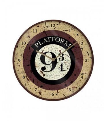 Plateform 9 3/4 Wall Clock