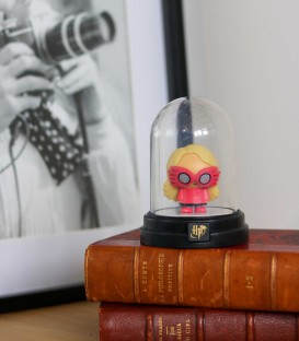 Mini Lampe sous cloche Harry Potter Luna