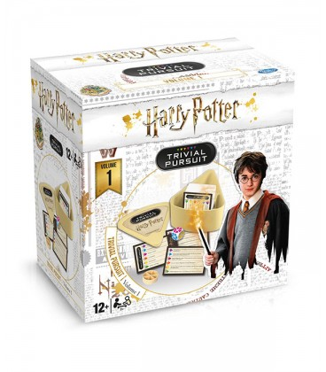 Jeu de cartes Trivial Pursuit Harry Potter Vol 1,  Harry Potter, Boutique Harry Potter, The Wizard's Shop