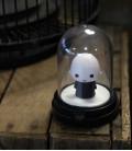 Mini Lampe sous cloche Voldemort