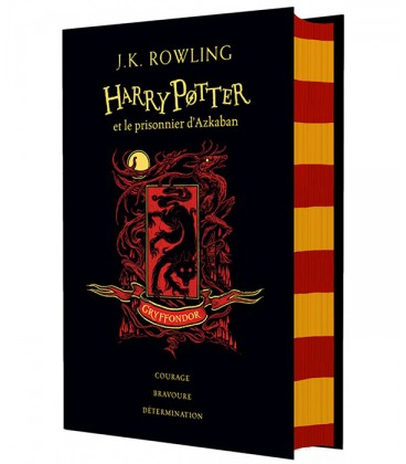 Harry Potter and the Prisoner of Azkaban Gryffindor Collector's Edition