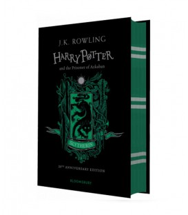 Harry Potter and the Prisoner of Azkaban Slytherin Collector's Edition