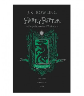Harry Potter et le prisonnier d'Azkaban Serpentard Edition Collector