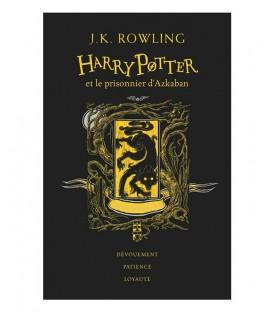 Harry Potter et le prisonnier d'Azkaban Poufsouffle Edition Collector