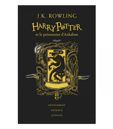 Harry Potter and the Prisoner of Azkaban Hufflepuff Collector's Edition