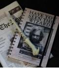 Voldemort Wand Pen