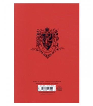Harry Potter et la Coupe de Feu Gryffondor Edition Collector,  Harry Potter, Boutique Harry Potter, The Wizard's Shop