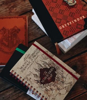 Carnet A5 Harry Potter La carte du Maraudeur,  Harry Potter, Boutique Harry Potter, The Wizard's Shop