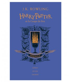 Harry Potter and the Goblet of Fire Ravenclaw Collector's Edition