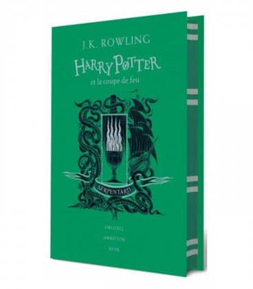 Harry Potter and the Goblet of Fire Slytherin Collector's Edition