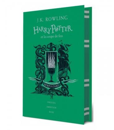 Harry Potter et la Coupe de Feu Serpentard Edition Collector,  Harry Potter, Boutique Harry Potter, The Wizard's Shop