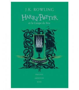Harry Potter et la Coupe de Feu Serpentard Edition Collector