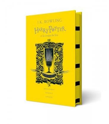 Harry Potter et la Coupe de Feu Poufsouffle Edition Collector,  Harry Potter, Boutique Harry Potter, The Wizard's Shop
