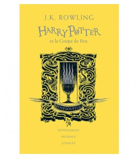 Harry Potter and the Goblet of Fire Hufflepuff Collector's Edition