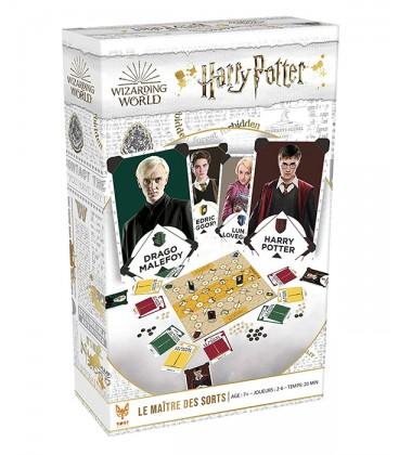 """Jeu de société """" Le maître des Sorts"""" Harry Potter,  Harry Potter, Boutique Harry Potter, The Wizard's Shop"""