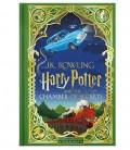 Livre Harry Potter et la Chambre des Secrets Illustré par MinaLima (FRANCAIS)