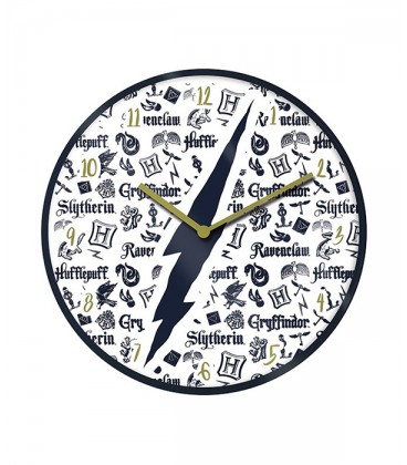 Horloge Eclair Harry Potter,  Harry Potter, Boutique Harry Potter, The Wizard's Shop