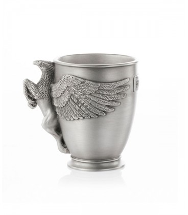 Pewter Collectible Hippogriffs Mug