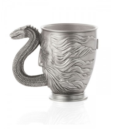 Tasse Pewter Collectible Basilic,  Harry Potter, Boutique Harry Potter, The Wizard's Shop