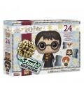 Calendrier de l'avent Harry Potter Funko Pocket Pop 2021