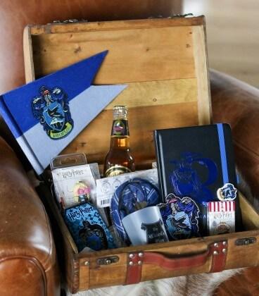 Mystery Box Serdaigle,  Harry Potter, Boutique Harry Potter, The Wizard's Shop