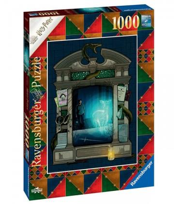 """Puzzle """" Harry Potter et les Reliques de la Mort partie 1"""" 1000 pièces par Minalima,  Harry Potter, Boutique Harry Potter, Th..."""