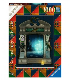 """Puzzle """"Harry Potter and the deathly hallows part 1"""" 1000 pieces by Minalima"""