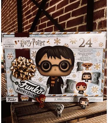Calendrier de l'avent Harry Potter Funko Pocket Pop 2021,  Harry Potter, Boutique Harry Potter, The Wizard's Shop