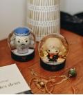 Mystery snow globe 8 cm