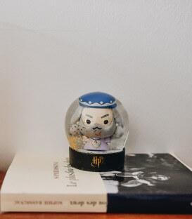 Mystery snow ball 8 cm - Dumbledore