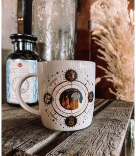 Mug Constellations Harry potter,  Harry Potter, Boutique Harry Potter, The Wizard's Shop