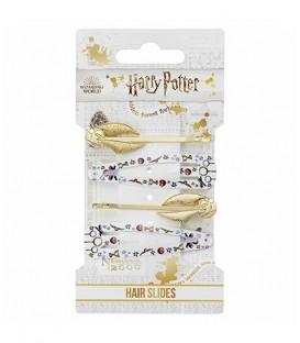 Ensemble barrettes Vif d'Or,  Harry Potter, Boutique Harry Potter, The Wizard's Shop