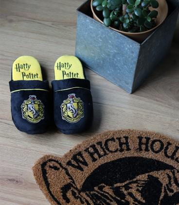 Chaussons Maison Poufsouffle,  Harry Potter, Boutique Harry Potter, The Wizard's Shop