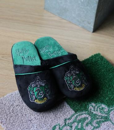 Chaussons Maison Serpentard,  Harry Potter, Boutique Harry Potter, The Wizard's Shop