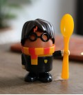 Harry Potter egg cup and lightning cookie cutter