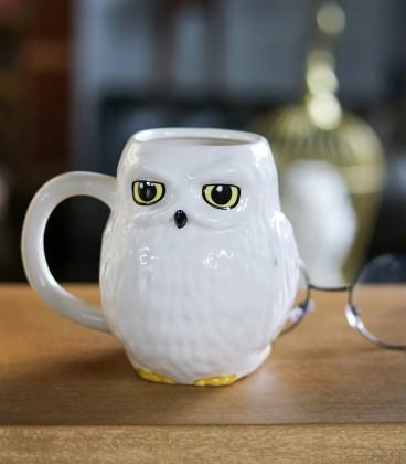 Mug Hedwige 3D,  Harry Potter, Boutique Harry Potter, The Wizard's Shop