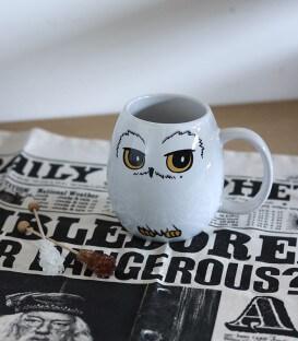 Hedwig Egg Shaped Mug