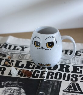 Mug Hedwige Harry Potter,  Harry Potter, Boutique Harry Potter, The Wizard's Shop