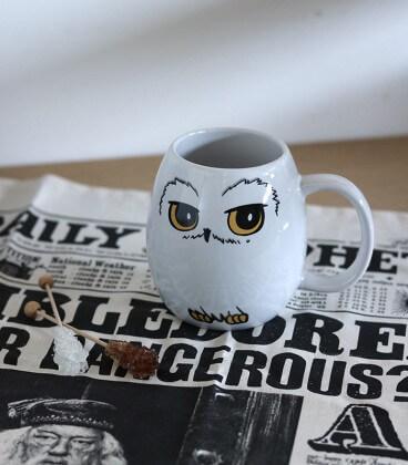 Mug Hedwige Harry Potter,  Harry Potter, Boutique Harry Potter, The Wizard's Shop
