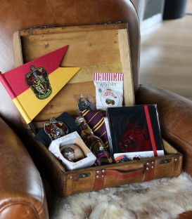 Mystery Box Gryffondor,  Harry Potter, Boutique Harry Potter, The Wizard's Shop