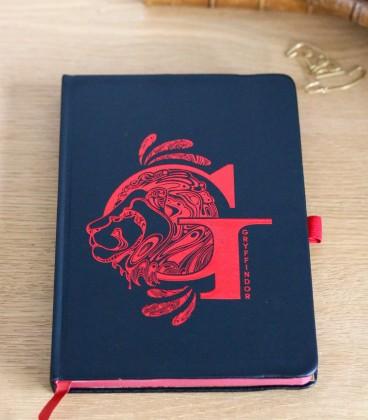 Harry Potter Gryffindor Premium A5 Notebook