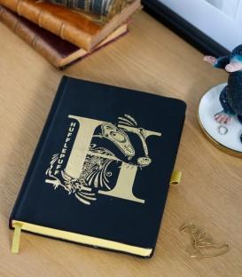 Harry Potter Hufflepuff Premium A5 Notebook