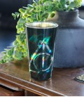 Deathly Hallows glass goblet