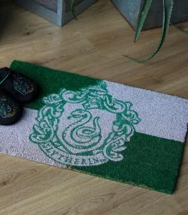 Harry Potter Slytherin doormat