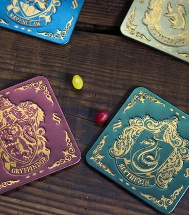 Hogwarts Houses Coaster