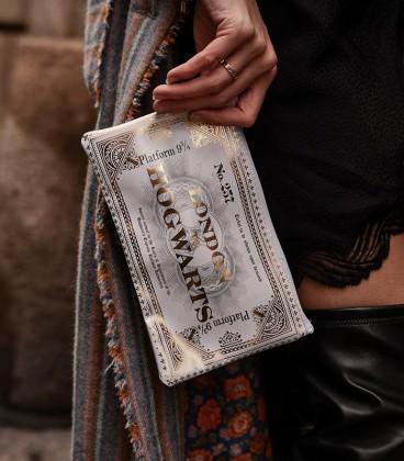 Trousse Ticket Platform 9 3/4,  Harry Potter, Boutique Harry Potter, The Wizard's Shop