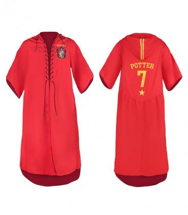 Robe de Quidditch personnalisable - Gryffondor,  Harry Potter, Boutique Harry Potter, The Wizard's Shop