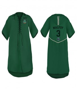 Robe de Quidditch personnalisable - Serpentard