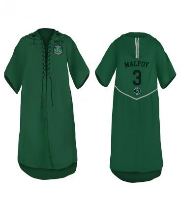 Robe de Quidditch personnalisable - Serpentard,  Harry Potter, Boutique Harry Potter, The Wizard's Shop